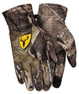 ScentBlocker Underguard Glove Mossy Oak Country