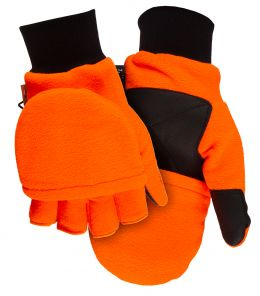 Fleece Glo-mitt
