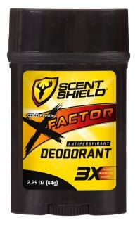 Scent Shield Cold Fusion X-Factor Deodorant