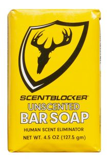 Unscented Bar Soap 4.5oz