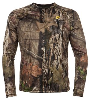 ScentBlocker Underguard Base Top-Mossy Oak Break-Up Country-Small