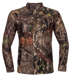 Shield Series Terratec Shirt-Medium-Mossy Oak Break-Up Country