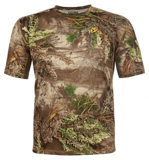 Shield Series Angatec Short Sleeve Performance Shirt-Realtree MAX-1-Medium