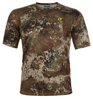 Shield Series Angatec Short Sleeve Performance Shirt-Strata-Small