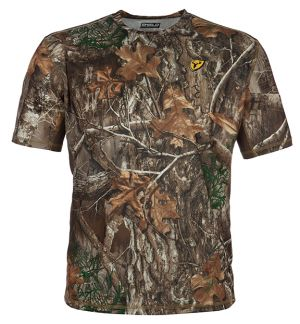 Shield Series Angatec Short Sleeve Performance Shirt-Realtree Edge-Small