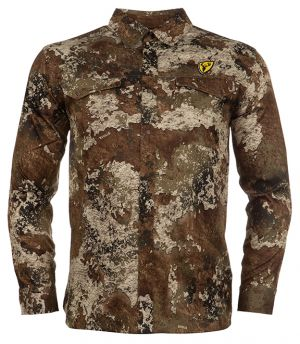 Angatec Snap Shirt-Strata-Medium