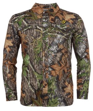 Angatec Snap Shirt-Mossy Oak Obsession-Medium