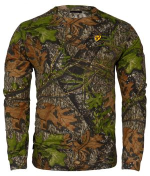Shield Series Cotton Shirt Max 1-Mossy Oak Obsession-Medium