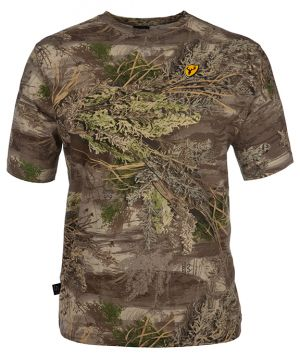 Fused Cotton S/S Top-Realtree MAX-1-Medium