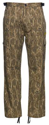 Fused Cotton Ripstop Pant-Mossy Oak New Bottomland-Medium
