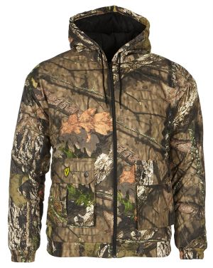 Youth Commander Jacket-X-Large-Mossy Oak Breakup