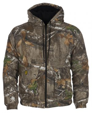 Youth Commander Jacket-X-Large-Realtree Edge