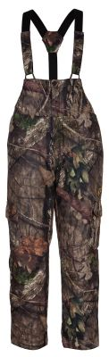 ScentBlocker Whitetail Pursuit Insulated Bib-Mossy Oak Break-Up Country-Medium