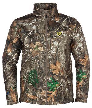 Shield Series Wooltex Jacket-Medium-Realtree Edge