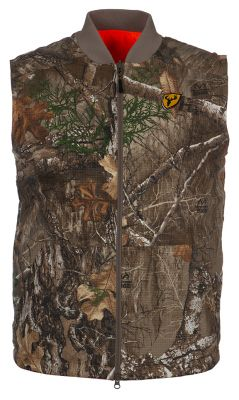 Shield Series Evolve Reversible Vest -Realtree Edge & Blaze-Medium