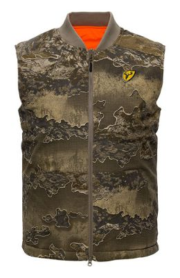 Shield Series Evolve Reversible Vest -Realtree Excape & Blaze-Medium