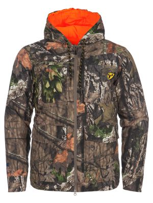 Shield Series Evolve Reversible Parka-Mossy Oak Break-Up Country & Blaze-Medium