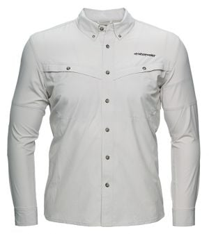 Whitewater Rapids Long Sleeve Fishing Shirt