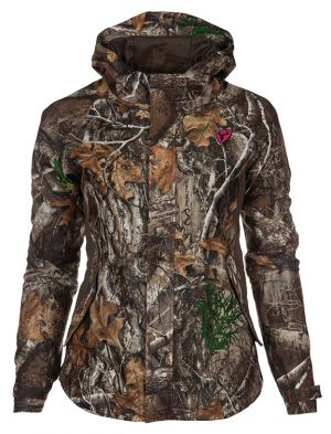 Sola Drencher Jacket-Realtree Edge-Small