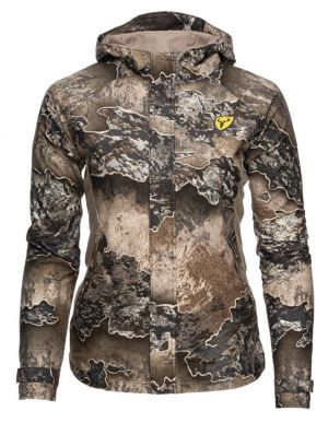 Women's Sola Drencher Jacket-Realtree Excape-Small