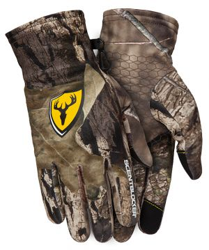 ScentBlocker Underguard Glove-Mossy Oak Break-Up Country-Medium