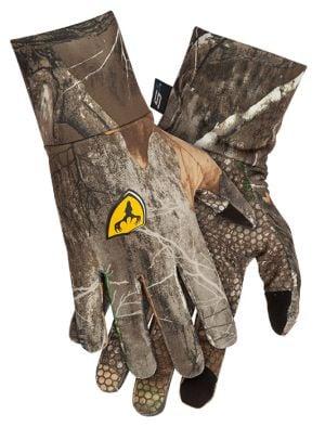 Shield Series S3 Touch Text Glove-Realtree Edge-Medium
