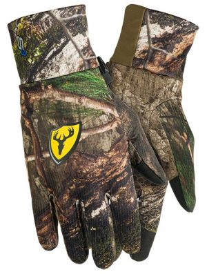Shield Series S3 Touch Text Glove-Mossy Oak DNA-Medium