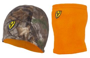 Shield Series Reversible Beanie & Gaiter Combo