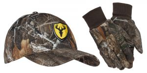 Shield Hat & Glove Combo-Realtree Xtra-MD/LG