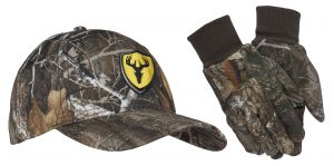 Shield Series Hat & Glove Combo