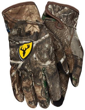 Shield Series S3 Fleece Glove-Realtree Edge-Medium
