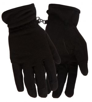 Stretch Shooting Glove-L-BLACK