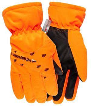 Whitewater Insulated Rainblocker Glove-Blaze Orange-Medium