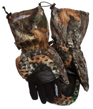 Whitewater Sleeping Bag Mitten-Realtree Edge-M/L