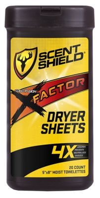 Cold Fusion X-Factor Dryer Sheets