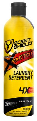 Scent Shield X-Factor Laundry Detergent -12 oz