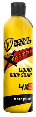 Shield Series X-Factor Liquid Body Soap