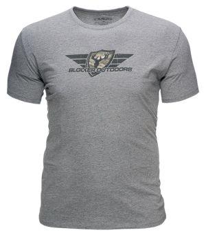 Blocker Outdoors Camo Shield Wings T-Shirt-Medium