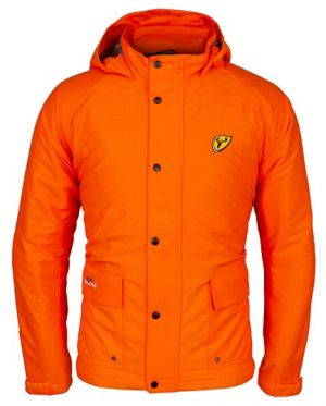 Drencher Insulated Jacket-Blaze Orange-Medium