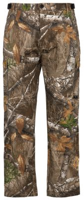 Youth Fused Cotton Pant-Realtree Edge-Small