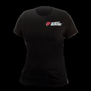 Women's ScentBlocker T-Shirt-Black-L