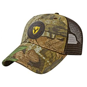 ScentBlocker Camo Established Hat