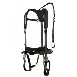 Tree Spider Micro Harness-S/M-BLACK