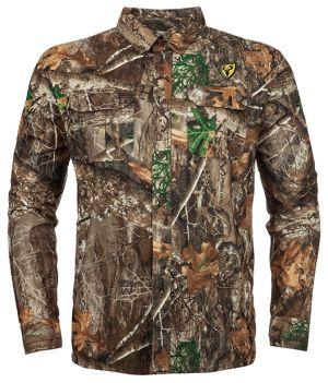 Shield Series Terratec Shirt-Medium-Realtree Edge