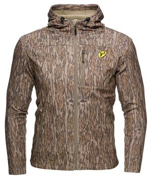 Shield Series Silentec Jacket-Mossy Oak New Bottomland-Medium