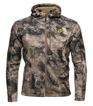 Shield Series Silentec Jacket-Mossy Oak Terra Coyote-Medium