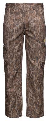 Shield Series Silentec Pant -Mossy Oak New Bottomland-Medium