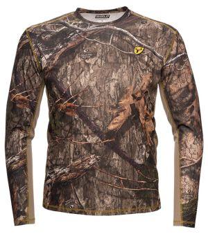 Shield Series Angatec Performance Shirt-Mossy Oak DNA-Small