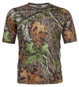 Shield Series Angatec Short Sleeve Performance Shirt-Mossy Oak Obsession-Medium