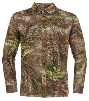 Angatec Snap Shirt-Realtree MAX-1-Medium